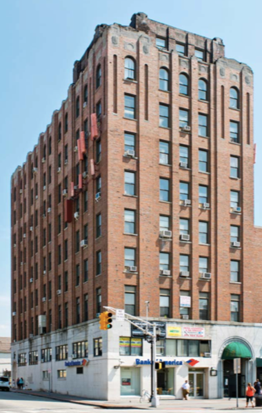 880 Bergen Ave. in Jersey City, which has sold for $5.6 million. Courtesy of Grid Real Estate.