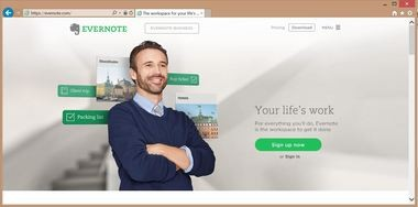 Evernote is an organizing tool that lends itself well to genealogists.