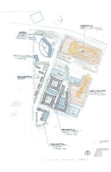 Developer's rendering of Harbor Station South.