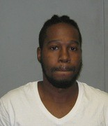 Gregory Jean, 28, of Brooklyn was arrested today near the Target in Downtown Jersey City.