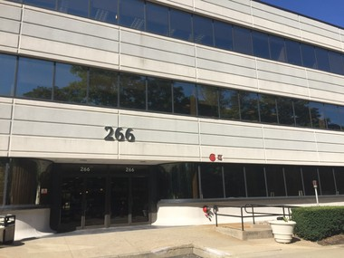 The Glen Rock office home to a location for Appraisal Systems, the firm up to win the contract to perform Jersey City's property revaluation.