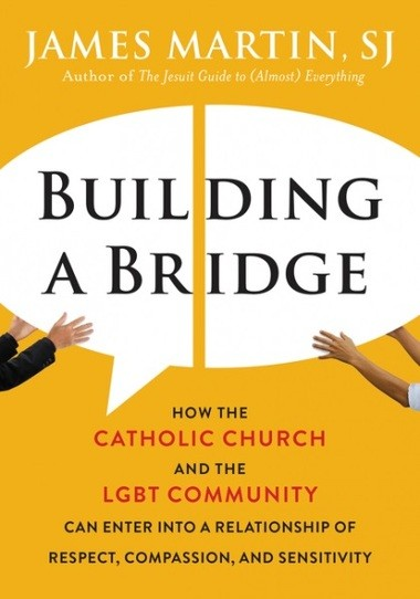 """A book launch party for """"Building a Bridge'' by the Rev. James Martin will be held at 7 p.m. June 12 at the Elysian Cafe in Hoboken."""