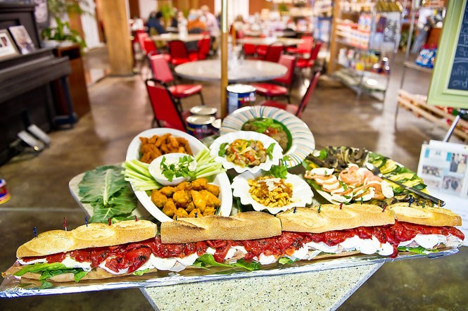 Marvelous Here Are The 20 Best Italian Delis In Hudson County Download Free Architecture Designs Licukmadebymaigaardcom