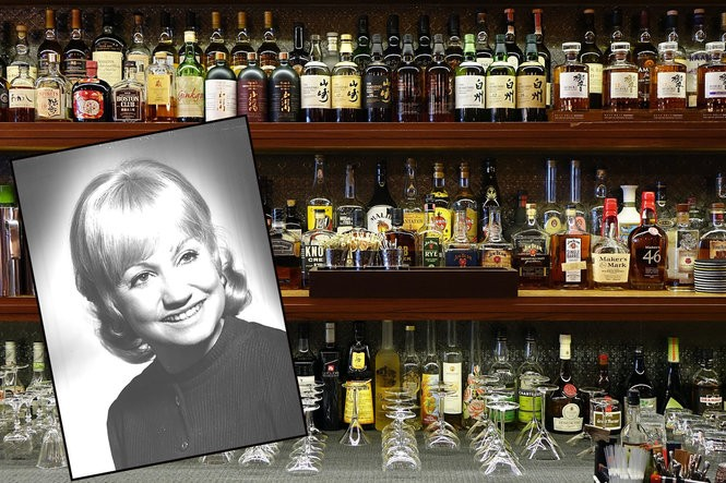 3e5f992c Meet the lady who fought Jersey City's ban on women in bars -- and won. By  Terrence T. ...