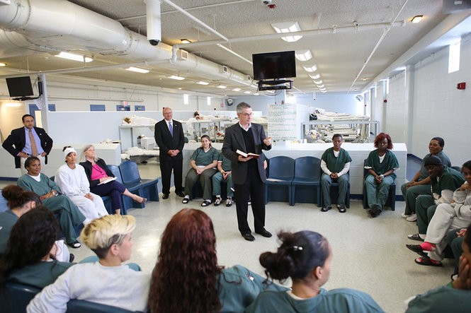 Journal goes inside ICE detention center at Hudson jail - nj com
