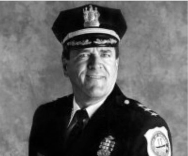 Jim Sisk served as Bayonne's head of police for 14 years.