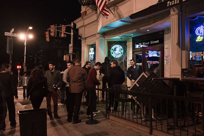 Bars tied to owners of The Hub see most police activity in Hoboken