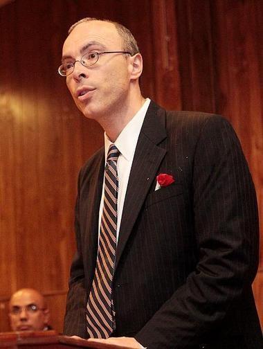 Kearny Mayor Al Santos