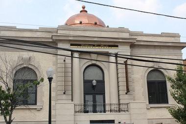William V. Musto Cultural Center at 420 15th St. in Union City