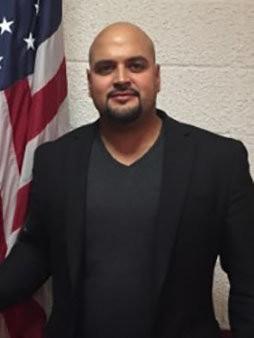 Omar Salgado is running for Hudson County register on Nov. 8. Courtesy of Omar Salgado.