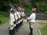 File photo from Red Mill Museum Village's Revolutionary War Days for 2013.