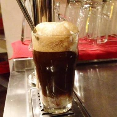 In celebration of National Root Beer Float Day, Liberty Hall Pizza's Chris Bryan and Danny Popkin will be serving complimentary root beer floats to every guest who dines-in during dinner service on Thursday, Aug. 6, between 5-9 p.m. (courtesy photo)