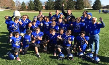 1878a9cf4 Hunterdon Huskies win two American Youth Football New Jersey State ...