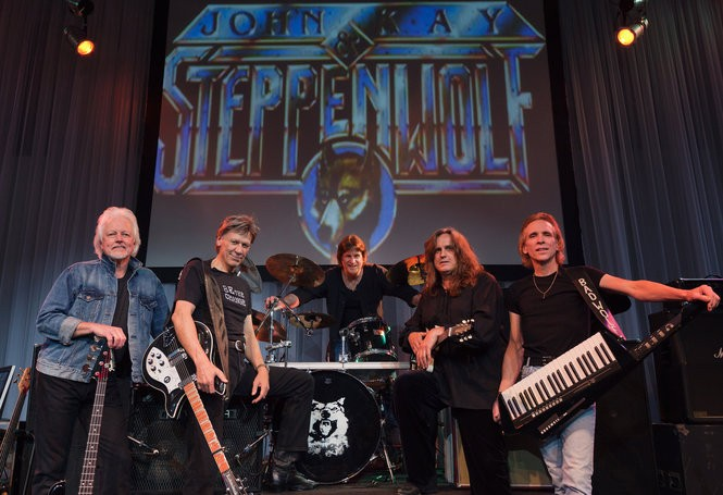 John Kay and Steppenwolf will be joined by Foghat on Sunday, July 31, 2016, at the 34th annual QuickChek New Jersey Festival of Ballooning in Association with PNC Bank. (courtesy photo)