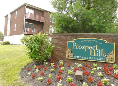 Frank Kern was manager of the Prospect Hills Apartments for 25 years.