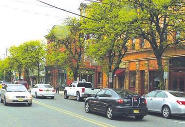 Main Street, Flemington