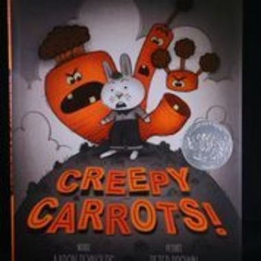 Peter Brown, raised in Hopewell, was a 2013 Caldecott Honor winner for 'Creepy Carrots.'