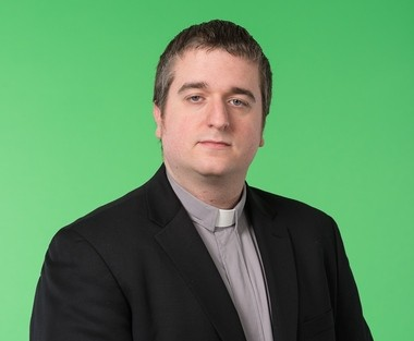 Rev. Kyle Cuperwich has been appointed as the new local pastor of Califon United Methodist Church by the Greater New Jersey Conference of The United Methodist Church. (photo courtesy GNJUMC Clergy Photography)