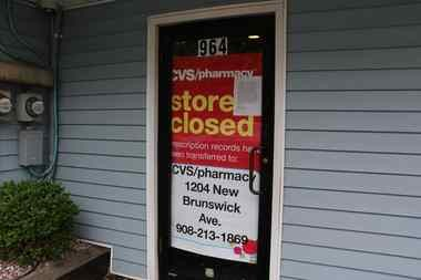 Tiny N J  town loses pharmacy as owner joins CVS at Target