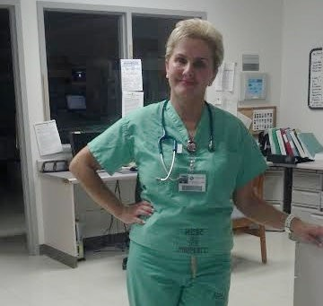 After the premature birth of her daughter, Grazyna Klim of Lebanon became a nurse in the Neonatal Intensive Care Unit. (courtesy photo)