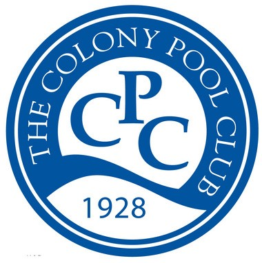 Pictured is The Colony Pool Club's new logo. (courtesy photo)