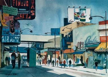 """""""Broadway Camden"""" by Howard N. Watson"""