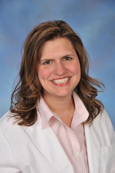 Dr. Susan Lotkowski, neurologist at The Memorial Hospital of Salem County.