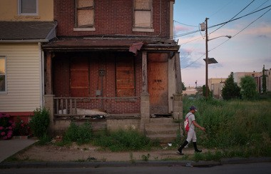 'Pyne Poynt,' about the North Camden Little League, follows one family's struggles in the violent city of Camden.