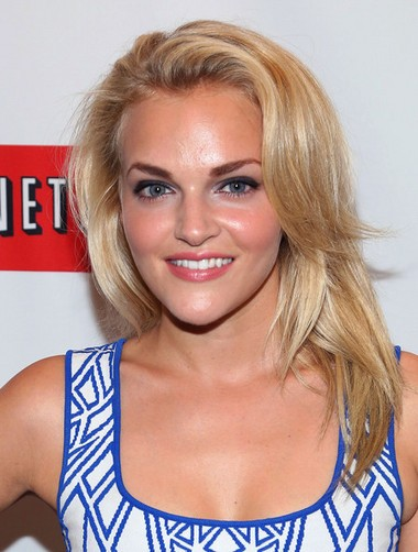 Madeline Brewer on the red carpet at the premier of 'Orange is the New Black.'
