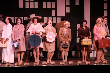 '42nd Street' is at the Broadway Theatre of Pitman through Nov. 24.