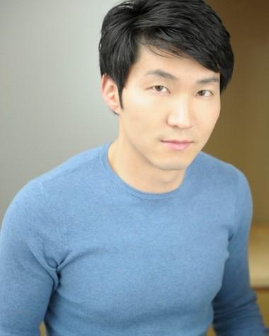James Sun, co-founder of the new social media app, Anomo.