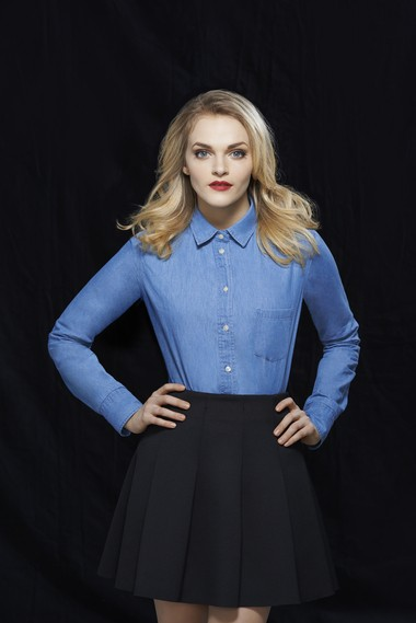Pitman's Madeline Brewer will appear on the Netflix show 'Hemlock Grove.'