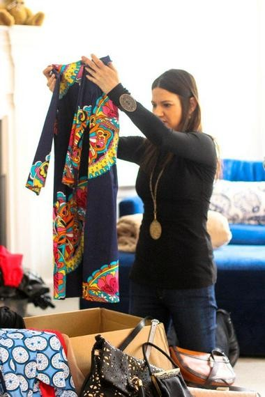 Community Recycling's CR Home program makes recycling clothes, shoes, and accessories simple.