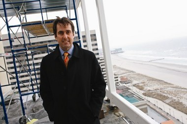 """""""The tolerance I learned from my grandfather is that to truly tolerate, you have to deal with people you disagree with,"""" says Curtis Bashaw, a real estate developer in Cape May who, as a 12-year-old, attended the high-seas broadcast with his mother."""