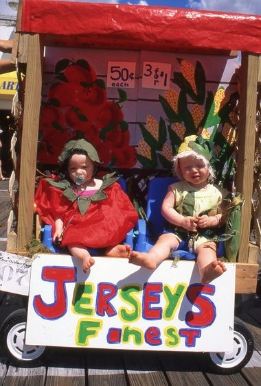 It's tough to find cuter contestants than the kids who take part in the Ocean City Baby Parade each August.