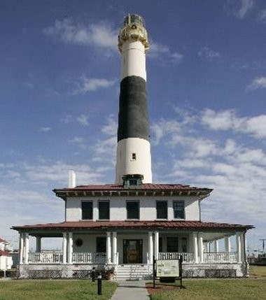 The Absecon Lighthouse, in Atlantic City