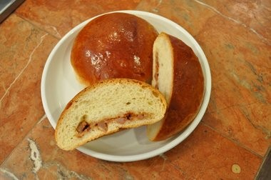 The Char Siu Bao from the Asian Food Market