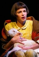 "Tammy Blanchard played Louise/Gypsy in the 2003 revival of ""Gypsy: A Musical Fable."""
