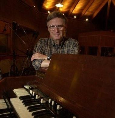 Rudy Van Gelder, seen in a 2000 photo, oversaw John Coltrane's 1964 recording at his studio.