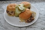 The sliders are best-sellers at White Manna in Hackensack.