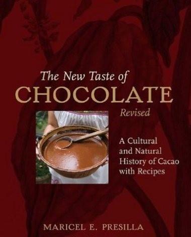 Marisel Presilla's comprehensive book on chocolate.