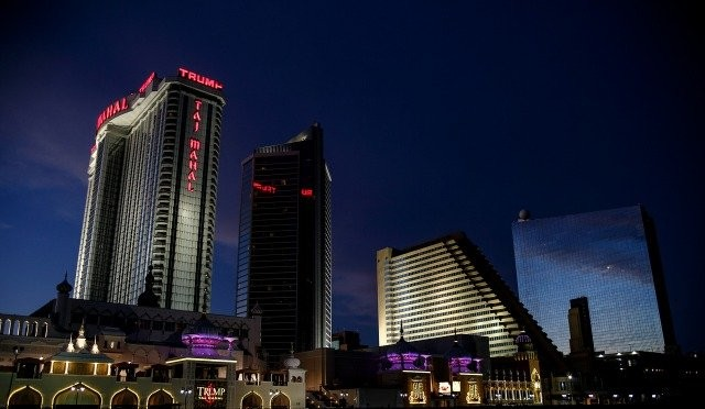 Atlantic City has drawn thousands of visitors to its casinos.