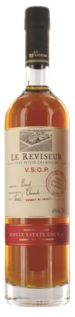 """Le Reviseur V.S.O.P. (""""very superior old pale"""") is a single-estate bottling that costs about $45 and is available from Laird & Company of Colts Neck."""