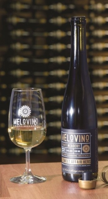 Melovino in Union is among the country's few producers of craft mead.