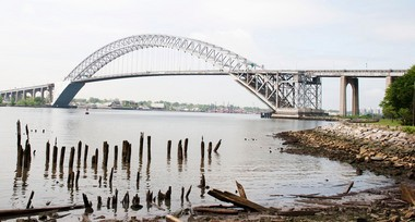 The walkway on the Bayonne Bridge will be closed until the raising is completed.