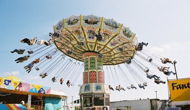 Visit the State Fair Meadowlands before it closes July 6.
