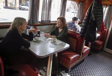 The interior of the small, classic Summit Diner (Alex Remnick   NJ Advance Media for NJ.com)