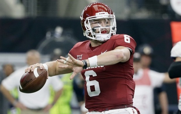 fa783a4ce68 NFL Draft 2018: Baker Mayfield scouting report | A good fit for Jets ...
