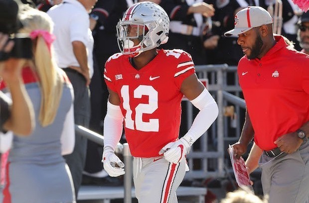 huge discount 13ac1 c5540 NFL Draft 2018: Is Ohio State's Denzel Ward the Jets' best ...