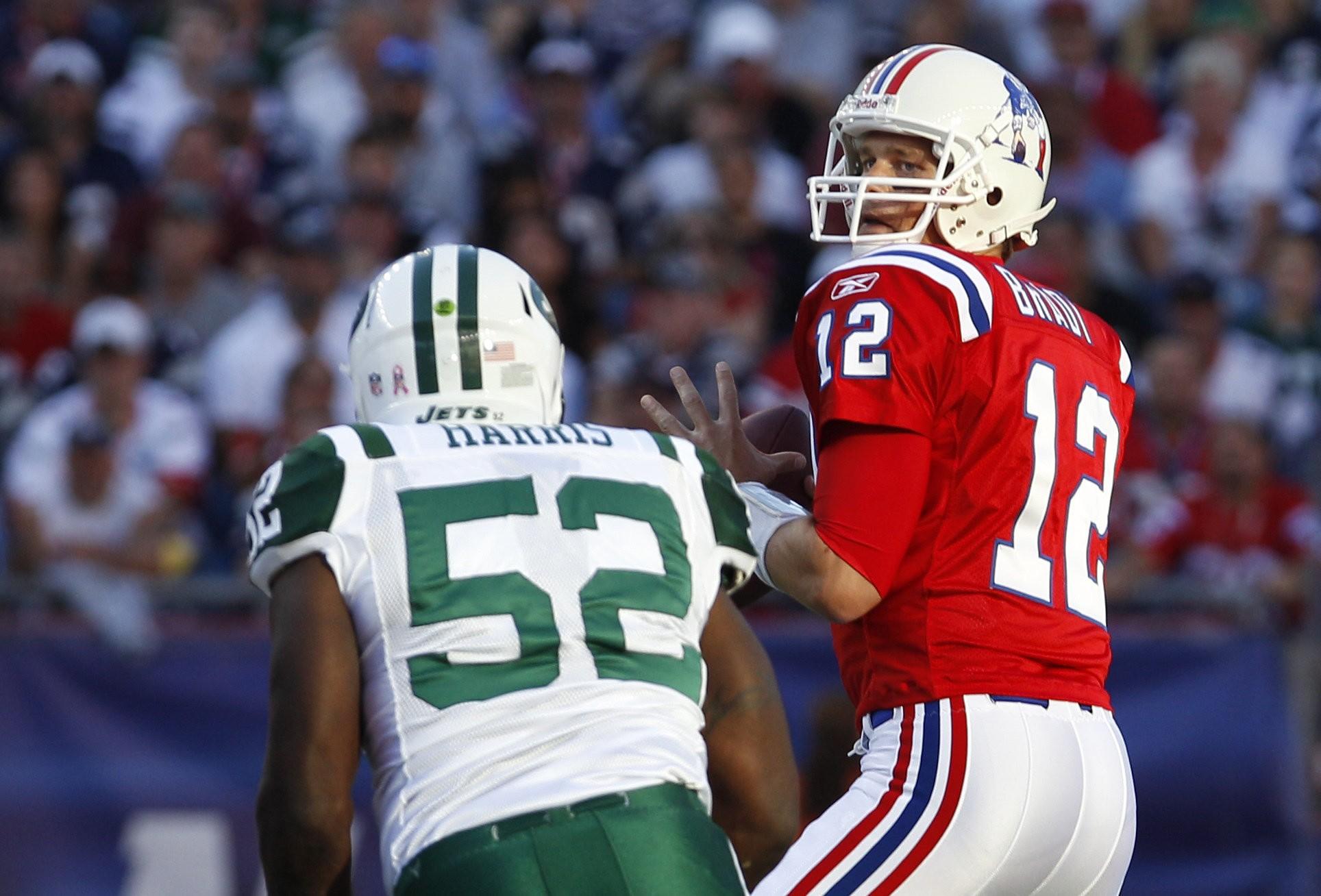 Former Jets linebacker David Harris retiring from NFL - nj.com